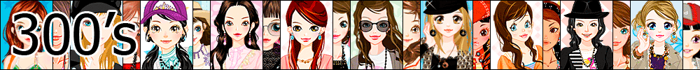 Roiworld Dress Up Games 300's