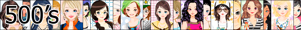 Roiworld Dress Up Games 500's