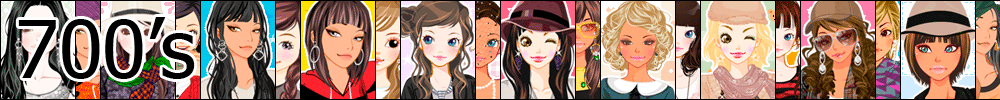 Roiworld Dress Up Games 700's