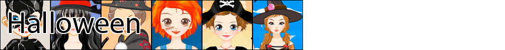 Roiworld Halloween Dress Up Games