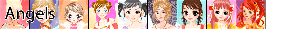 Roiworld Angels Dress Up Games